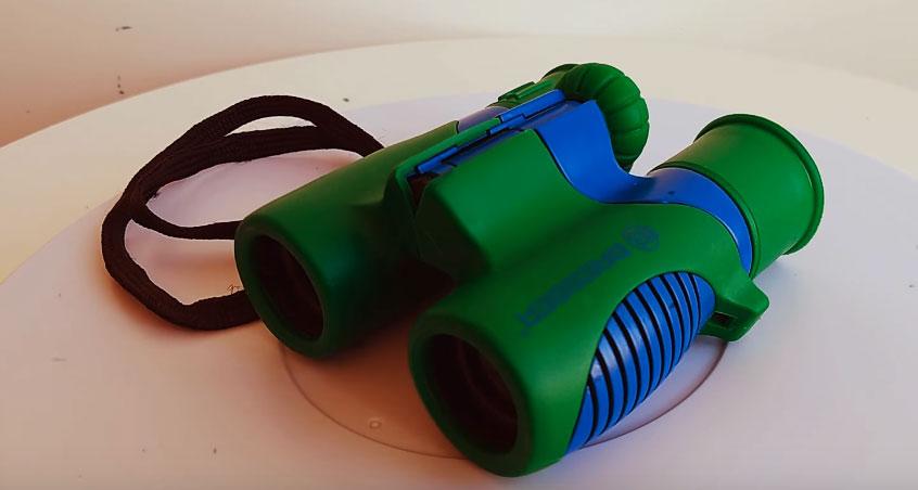 ▷▷ bresser junior kinderfernglas 6x21 für kinder 360° video